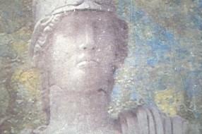 Minerva Mural - Sold