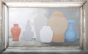 Blue vase - Sold