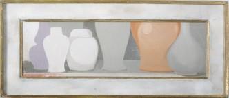 Lavender vase - Sold