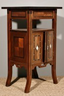19th century rosewood Anglo Indian cabinet - Sold