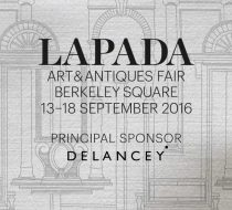LAPADA Art & Antiques Fair Berkeley Square 2016