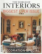 World of Interiors – October 2016 – Chrystiane Charles and Maison Charles
