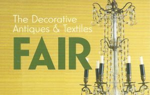 Battersea decorative fair Jan 2019