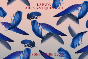 LAPADA Art & Antiques Fair Berkeley Square 2019