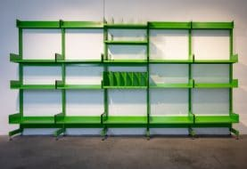 large Beaubourg shelving unit by Michel Cadestin & Georges Laurent