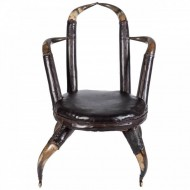 Rare and Unusual 19th Century Horn Chair - Sold